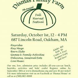 Farm Festival Invite 2016 Online
